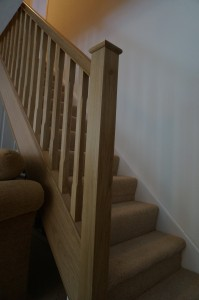 Balustrade Stringer